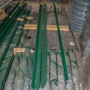 poteaux-plastifie-vert